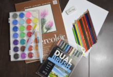 10 Must Have Art Supplies For Every House