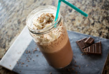 The BEST Ice Blended Mocha Frappuccino
