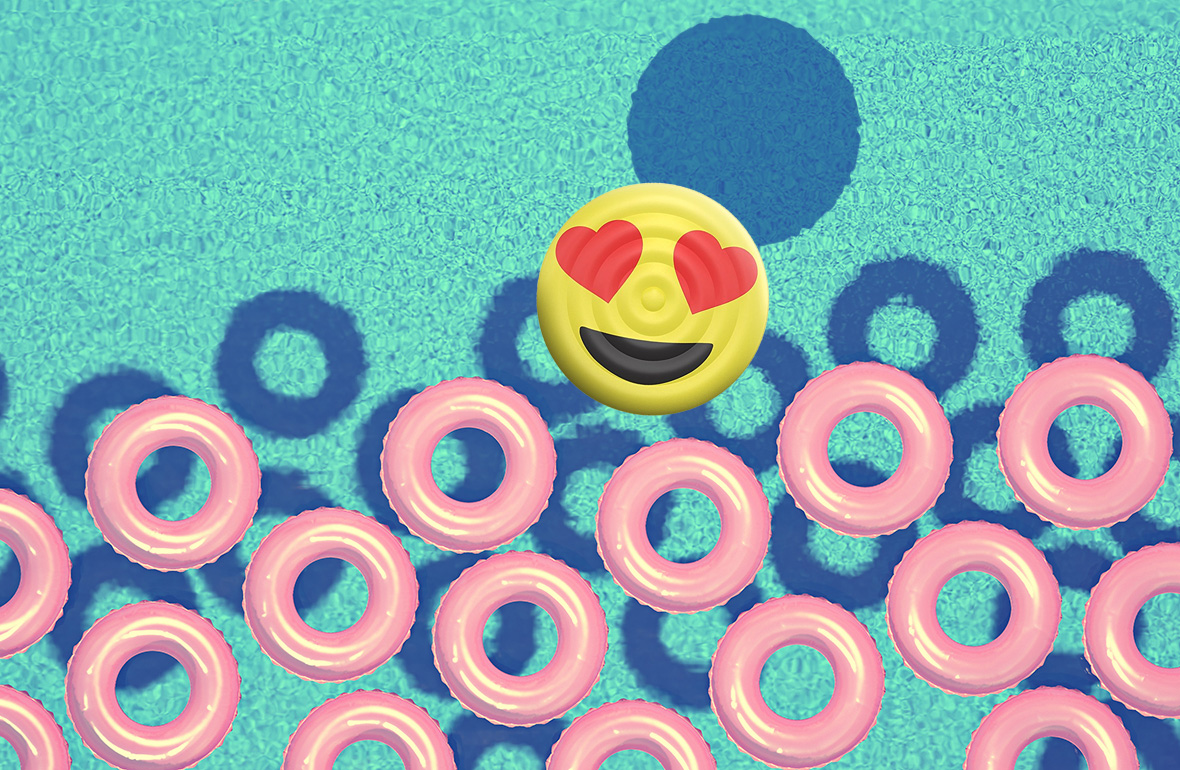 Fun Spring and Summer Pool Floats